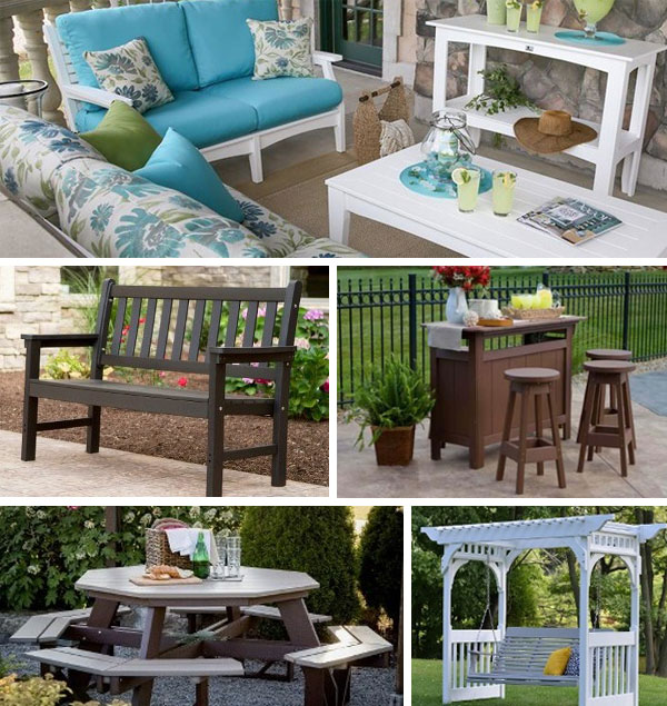 berlin gardens poly furniture. Outdoor-furniture Berlin Gardens Poly Furniture